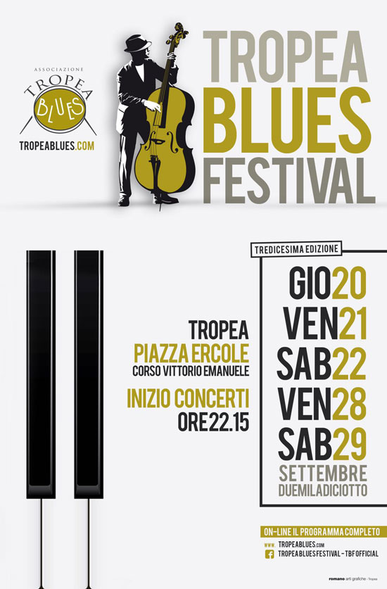 TROPEA Blues Festival 2018